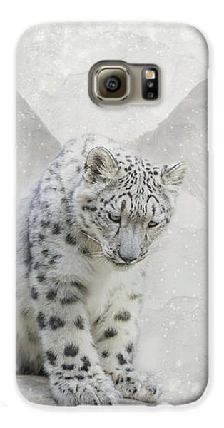Snow Angel Galaxy S6 Case