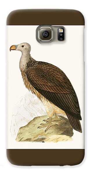 Sociable Vulture Galaxy S6 Case by English School