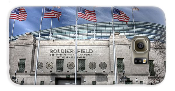 Soldier Field Galaxy S6 Case