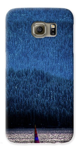 Galaxy S6 Case featuring the photograph Solitude On Priest Lake by David Patterson