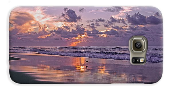 I Remember You Every Day  Galaxy S6 Case by Betsy Knapp