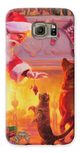 Mice Galaxy S6 Case - Something For Everyone by Steve Henderson