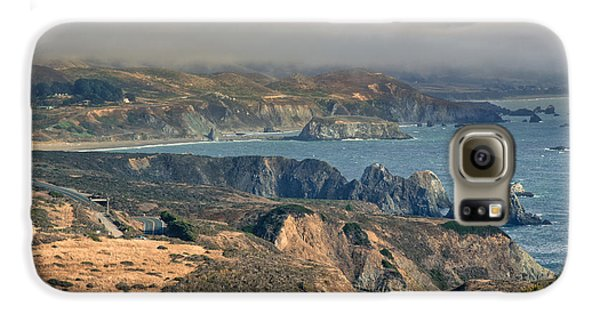 Sonoma Coast Galaxy S6 Case by Kim Wilson