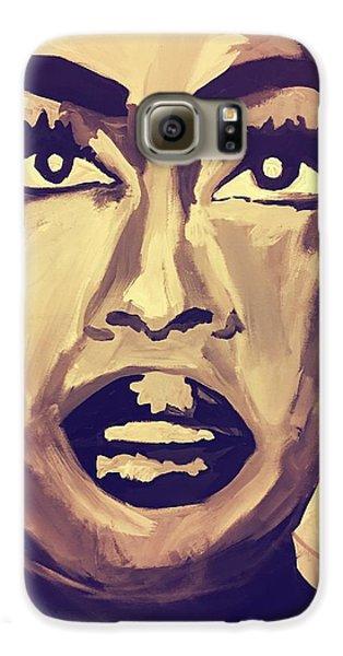 Soul Sister  Galaxy S6 Case by Miriam Moran
