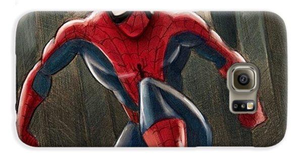 Amazing Galaxy S6 Case - Spider-man by Tony Santiago
