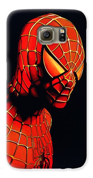 Spiderman Galaxy S6 Case