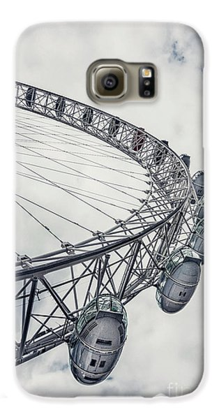 Spin Me Around Galaxy S6 Case by Evelina Kremsdorf