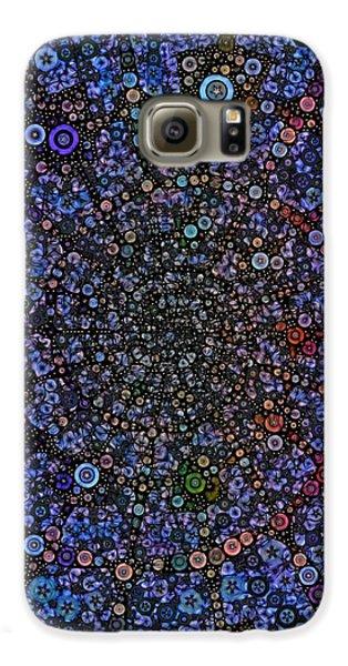 Galaxy S6 Case - Spiral Gallexy by Nick Heap