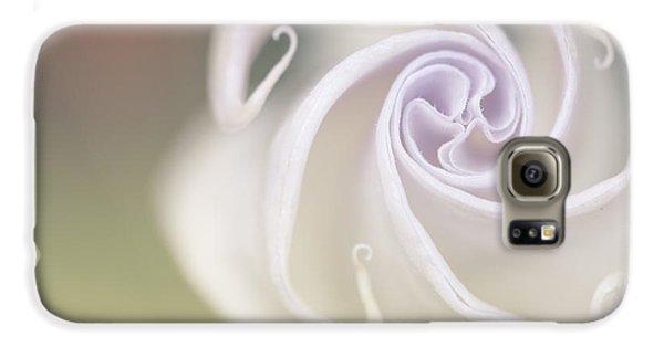 Trumpet Galaxy S6 Case - Spiral by Nailia Schwarz