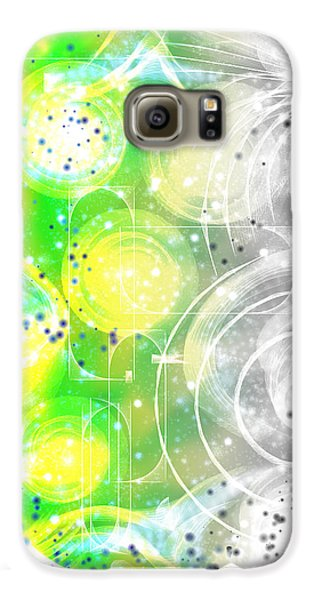 Galaxy S6 Case - Spirit Of Nature I by Orphelia Aristal