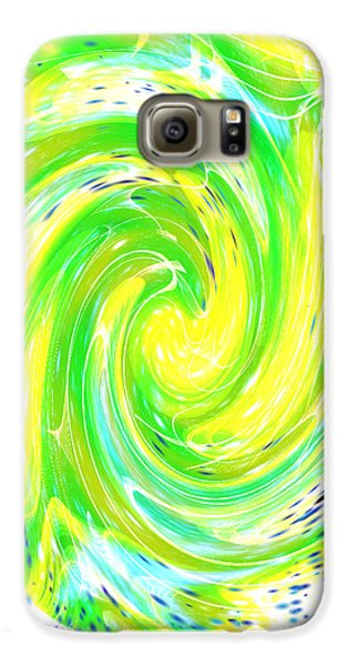 Galaxy S6 Case - Spirit Of Nature I I by Orphelia Aristal