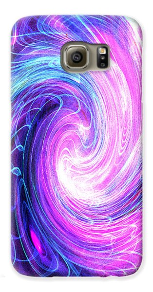 Galaxy S6 Case - Spirit Of Passion I by Orphelia Aristal