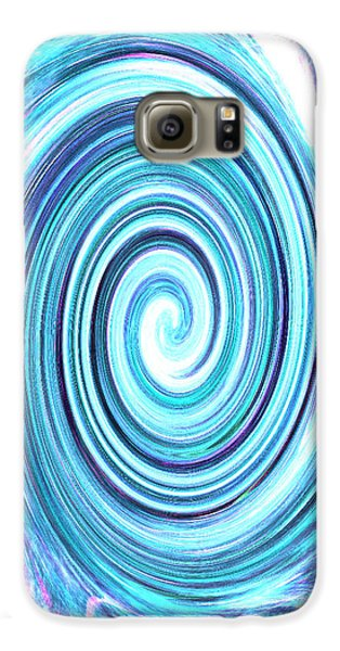 Galaxy S6 Case - Spirit Of Sky I by Orphelia Aristal
