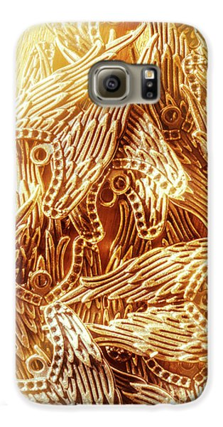 Galaxy S6 Case featuring the photograph Spiritual Entanglement by Jorgo Photography - Wall Art Gallery