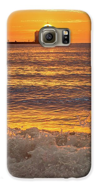 Galaxy S6 Case featuring the photograph Splash Of Light by Bill Pevlor