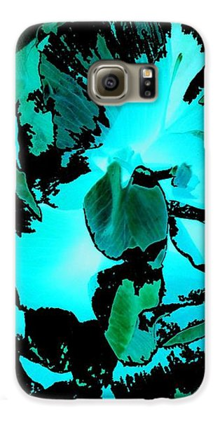 Galaxy S6 Case - Splash by Orphelia Aristal