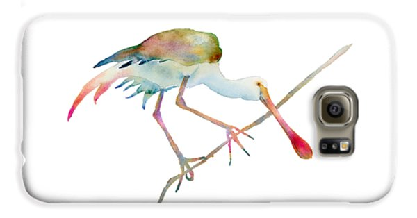 Spoonbill  Galaxy S6 Case