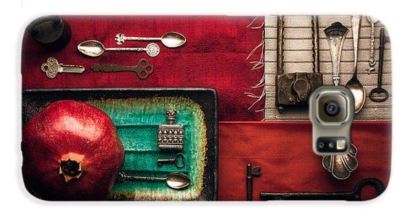 Spoons, Locks And Keys Galaxy S6 Case