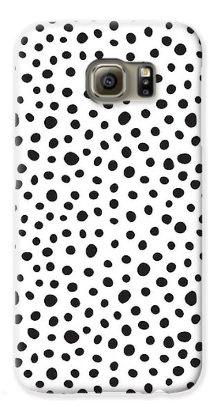 Spots Galaxy S6 Case by Rachel Follett