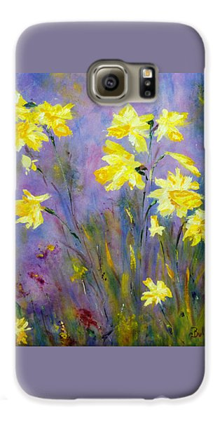 Spring Daffodils Galaxy S6 Case