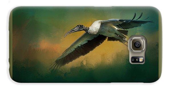 Stork Galaxy S6 Case - Spring Flight by Marvin Spates