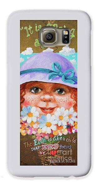 Spring Galaxy S6 Case