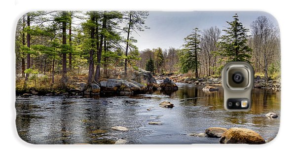 Galaxy S6 Case featuring the photograph Spring Near Moose River Road by David Patterson