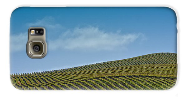 Spring Vineyard Galaxy S6 Case by Kim Wilson