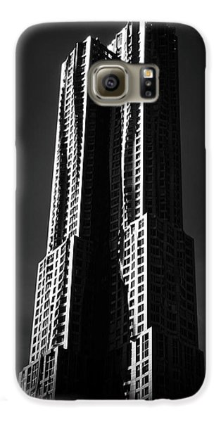 Galaxy S6 Case featuring the photograph Spruce Street By Gehry by Jessica Jenney
