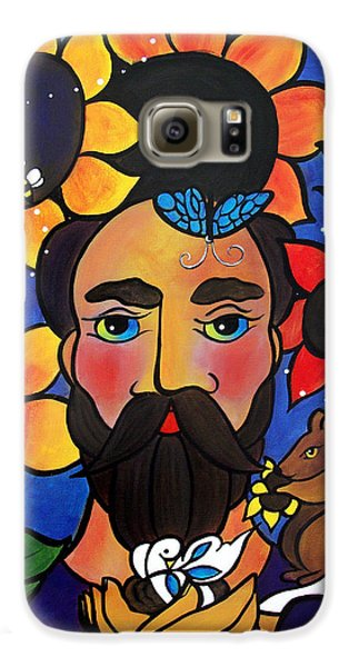 St. Francis - All Creatures Great And Small Galaxy S6 Case