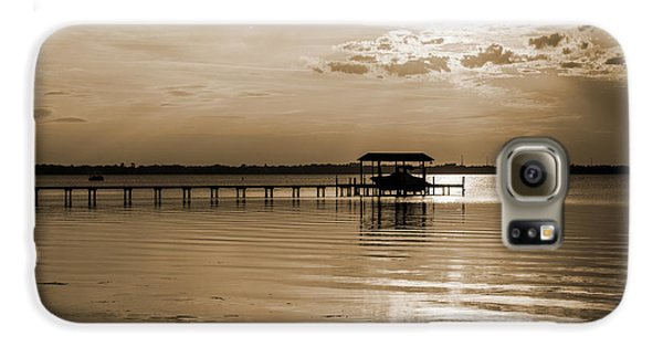 Galaxy S6 Case featuring the photograph St. Johns River by Anthony Baatz
