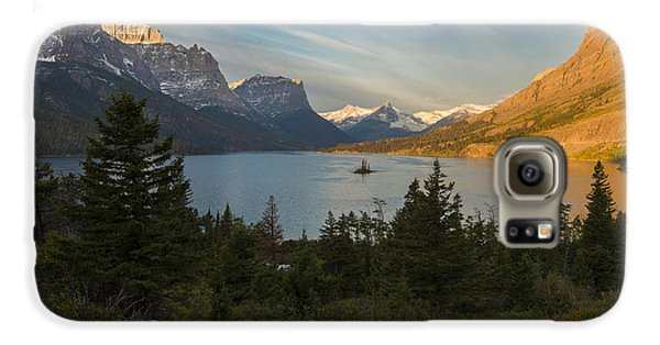 St. Mary Lake Galaxy S6 Case