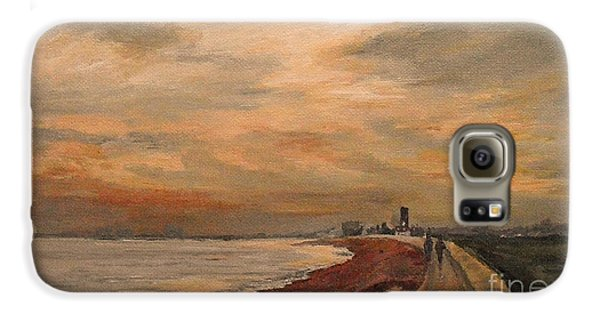 St Mary's Bay Kent Uk Galaxy S6 Case