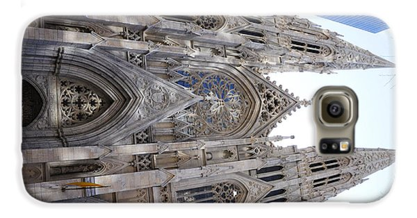 Design Galaxy S6 Case - St Patrick's Cathedral Nyc by Jeffson Chan
