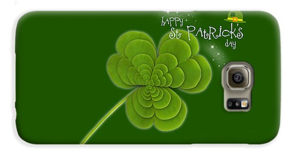 Design Galaxy S6 Case - St. Patrick's Day by Maye Loeser