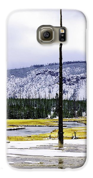 Standing Alone Galaxy S6 Case