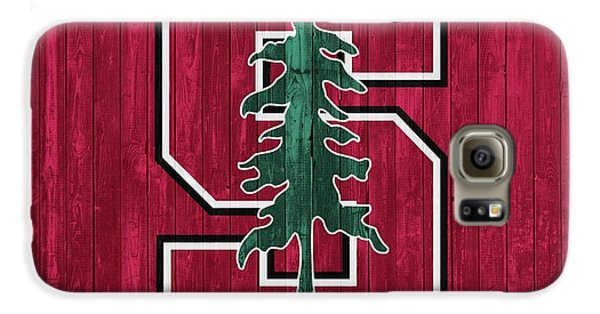 Stanford Barn Door Galaxy S6 Case by Dan Sproul