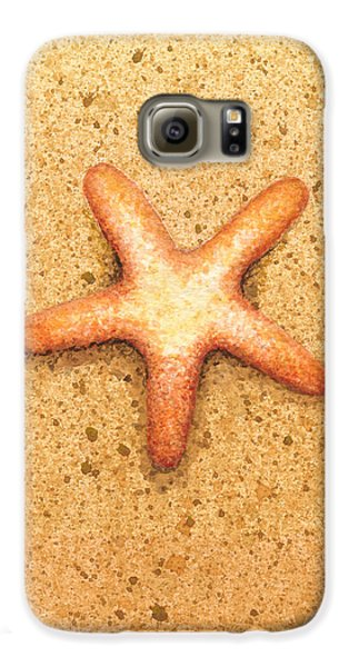 Fish Galaxy S6 Case - Star Fish by Katherine Young-Beck