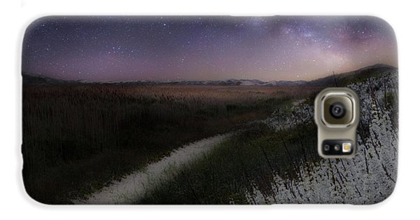 Galaxy S6 Case featuring the photograph Star Flowers by Bill Wakeley