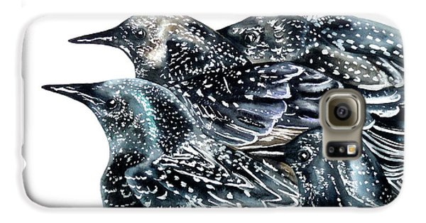 Starlings Galaxy S6 Case