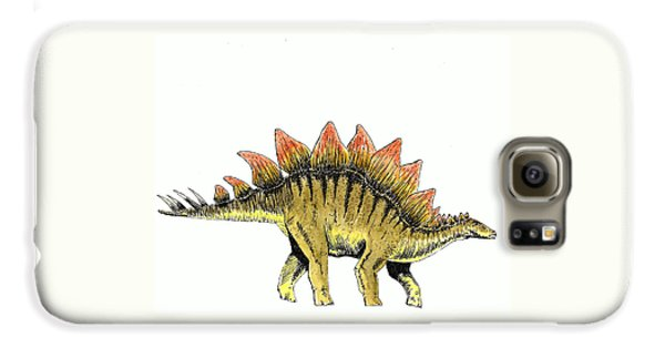 Stegosaurus Galaxy S6 Case