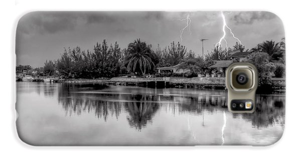 Storm In Paradise Galaxy S6 Case