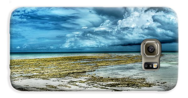 Storm Over Yamacraw Galaxy S6 Case