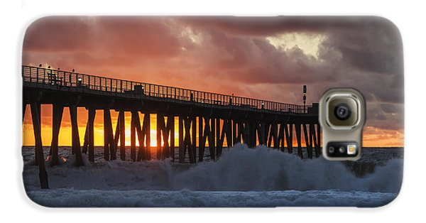Stormy Sunset Galaxy S6 Case