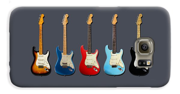 Stratocaster Galaxy S6 Case by Mark Rogan