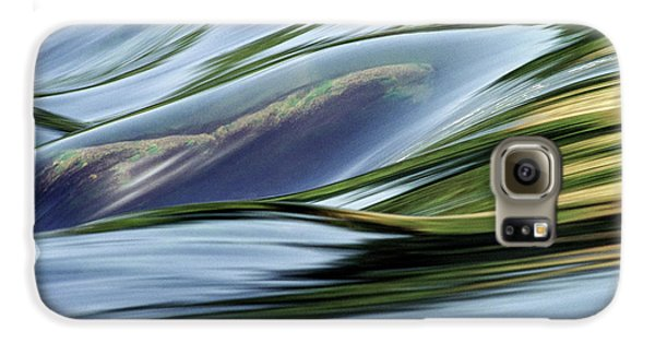 Stream 3 Galaxy S6 Case by Dubi Roman