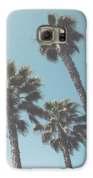 Summer Sky- By Linda Woods Galaxy S6 Case by Linda Woods