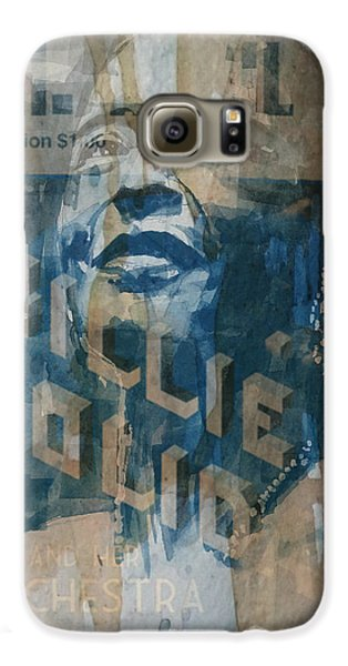 Rhythm And Blues Galaxy S6 Case - Summertime by Paul Lovering
