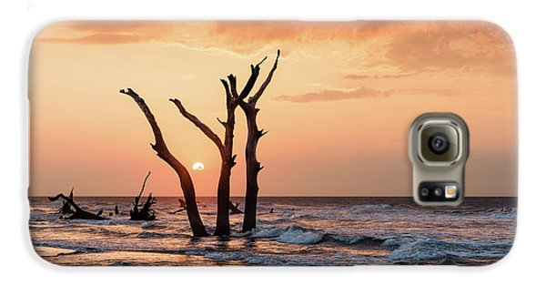 Bull Galaxy S6 Case - Sun Is Up by Ivo Kerssemakers