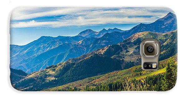 Sundance Autumn Galaxy S6 Case